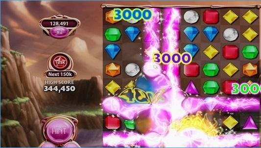 宝石迷阵4闪电战安卓版v1.4.4_截图3
