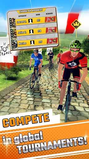 明星自行车赛 全明星解锁版v1.1.1截图1