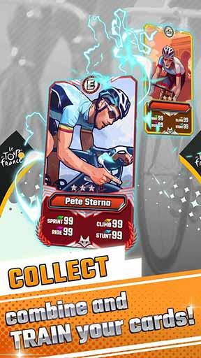 明星自行车赛 全明星解锁版v1.1.1截图4