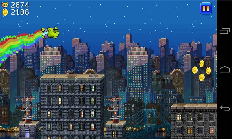 城市猫超级玛丽版v1.2截图0