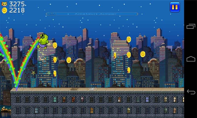 城市猫超级玛丽版v1.2截图1