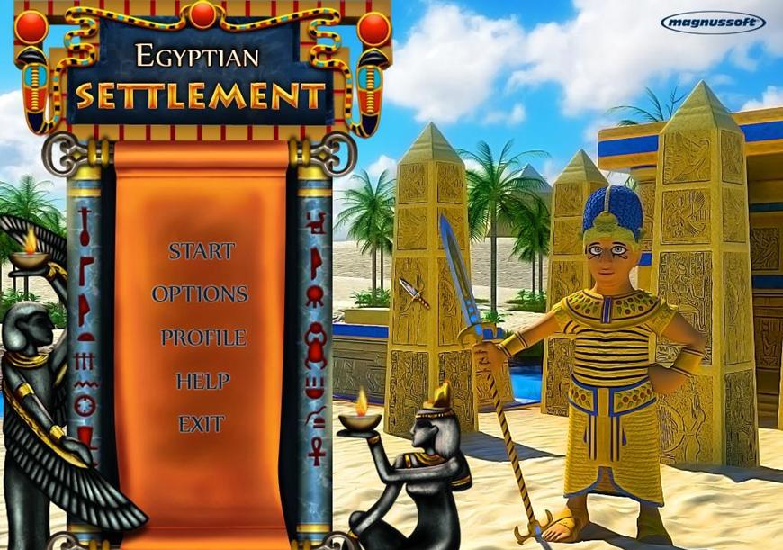 埃及聚落破解版截图0