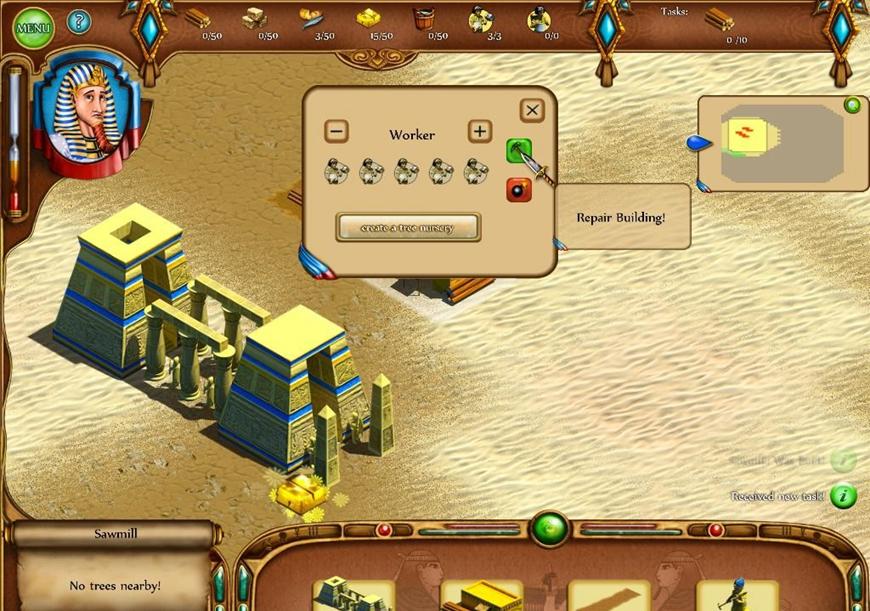 埃及聚落破解版截图4