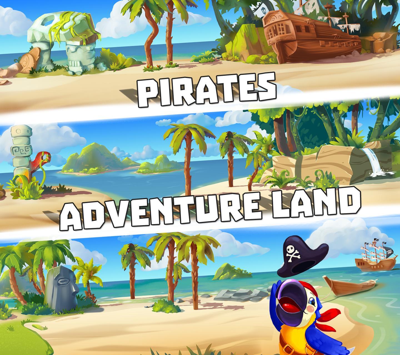 宝石海盗道具无限版v1.1截图1