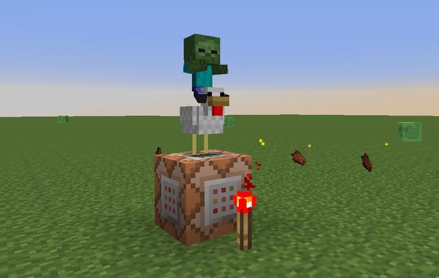 我的世界弓箭追踪mod