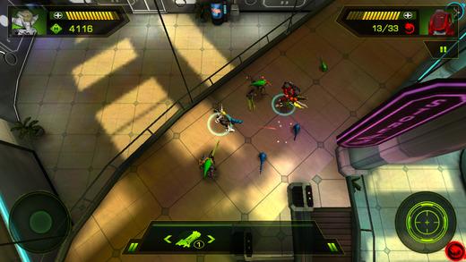 乐高英雄工厂:大脑攻击波破解版v2.1截图0