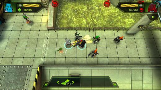 乐高英雄工厂:大脑攻击波破解版v2.1截图1