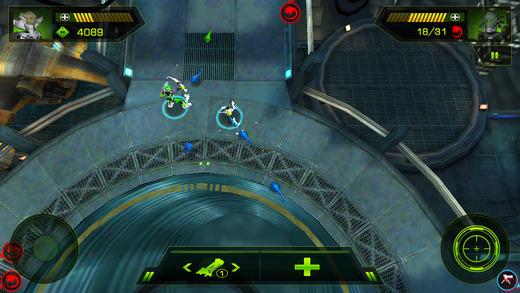 乐高英雄工厂:大脑攻击波破解版v2.1截图2
