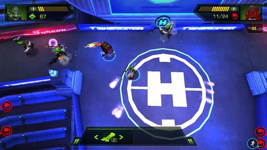 乐高英雄工厂:大脑攻击波破解版v2.1截图3
