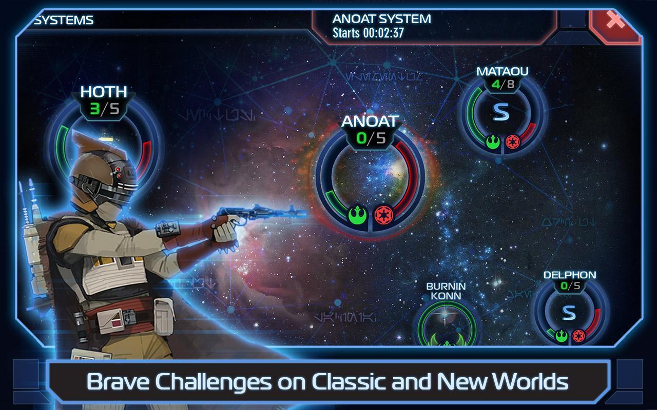 星球大战:起义汉化安卓版(含数据包)v0.1截图1