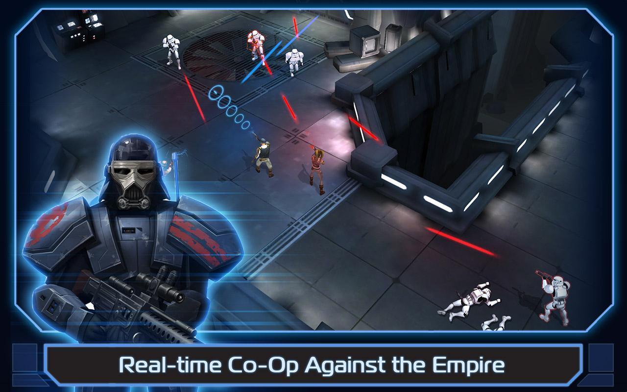 星球大战:起义汉化安卓版(含数据包)v0.1截图2