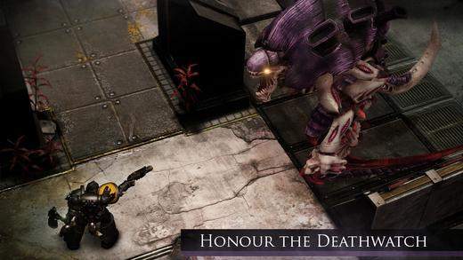 战锤40K:死亡守望-泰伦入侵中文汉化版截图3