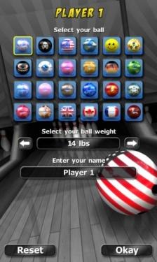 我的保龄球3D安卓中文版v1.7_截图
