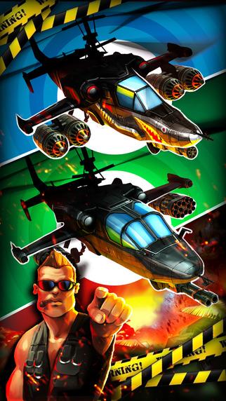 炼狱直升机IOS中文版v1.2.1_截图2