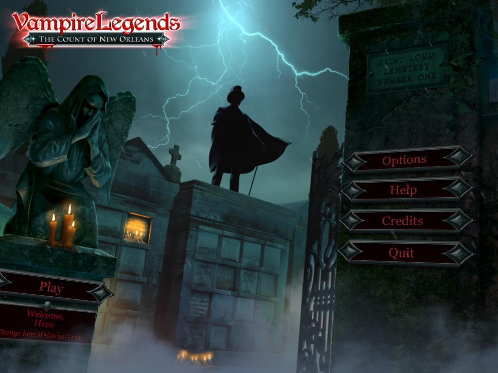 吸血鬼传奇3:新奥尔良伯爵典藏版截图0