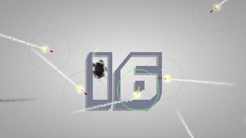 火箭躲避无尽火力版v3.0截图0