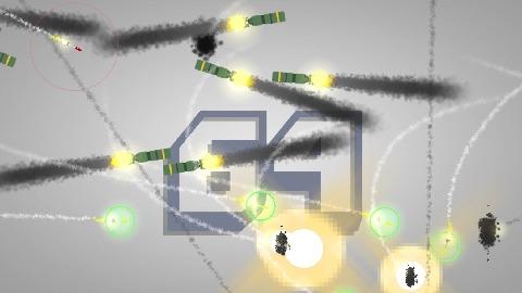 火箭躲避无尽火力版v3.0_截图1
