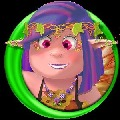 精灵换装游戏:我的化妆沙龙 完美汉化版