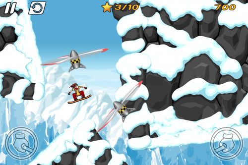滑雪小子2 安卓版v1.1.3_截图0