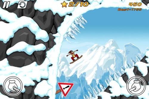 滑雪小子2 安卓版v1.1.3_截图1