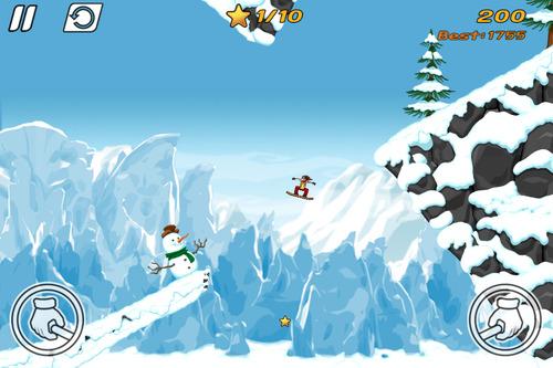 滑雪小子2 安卓版v1.1.3_截图2