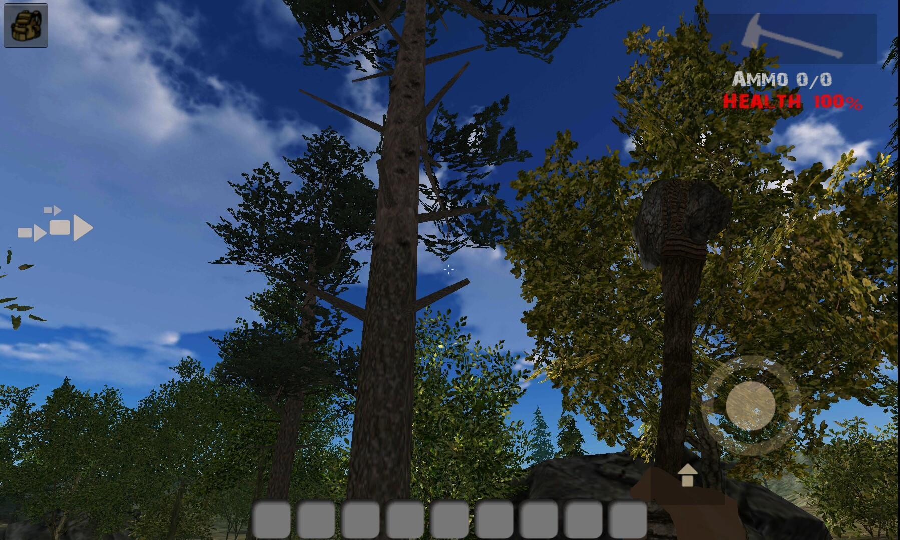 荒野生存计划 3D沙盒手游v1.2截图3