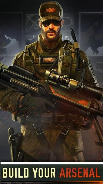 狙击手X:杀手确认官方安卓版v0.5.2_截图1