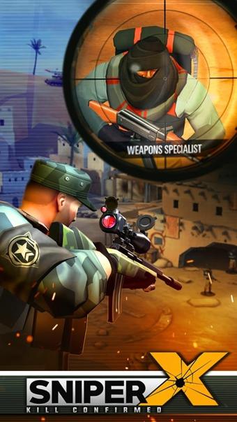 狙击手X:杀手确认官方安卓版v0.5.2_截图2