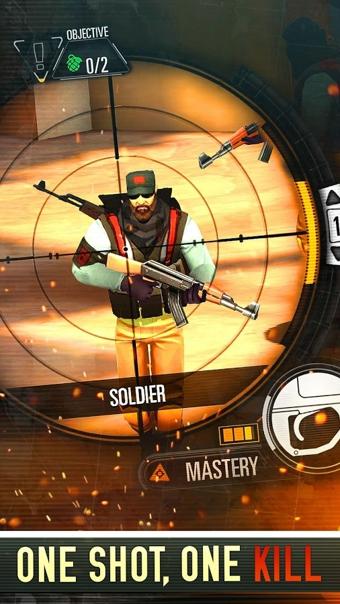 狙击手X:杀手确认官方安卓版v0.5.2_截图3