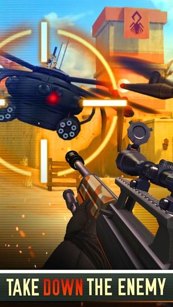 狙击手X:杀手确认官方安卓版v0.5.2_截图4