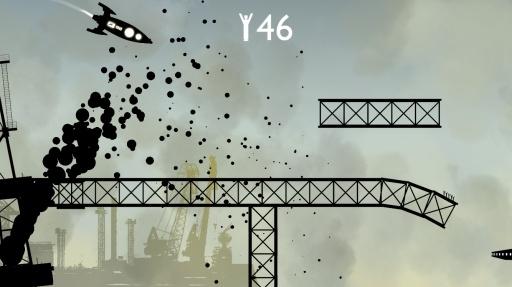 火箭逃生手游官方版v1.0截图2
