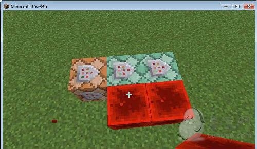 我的世界1.9新命令方块15w34a图片