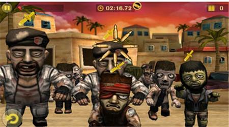 反恐突击队3D无限金币破解版v1.0.1截图1