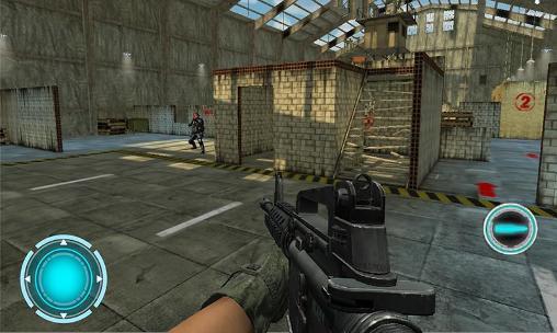 部队狙击任务3D:射击v1.0截图0