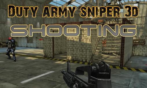 部队狙击任务3D:射击v1.0截图1