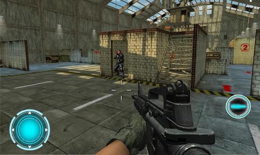 部队狙击任务3D:射击v1.0截图2