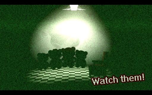 熊天堂之夜恐怖中文破解版v1.04截图1