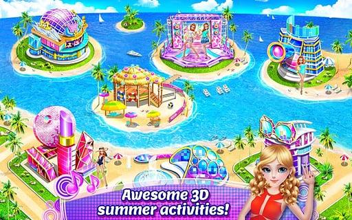 疯狂沙滩派对:可可的夏天付费解锁版v0.2.5_截图1