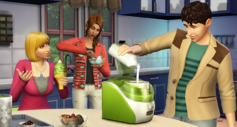 模拟人生4:冰酷厨房PC破解版截图0