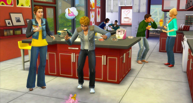 模拟人生4:冰酷厨房PC破解版截图1