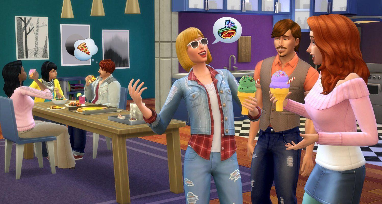 模拟人生4:冰酷厨房PC破解版截图2