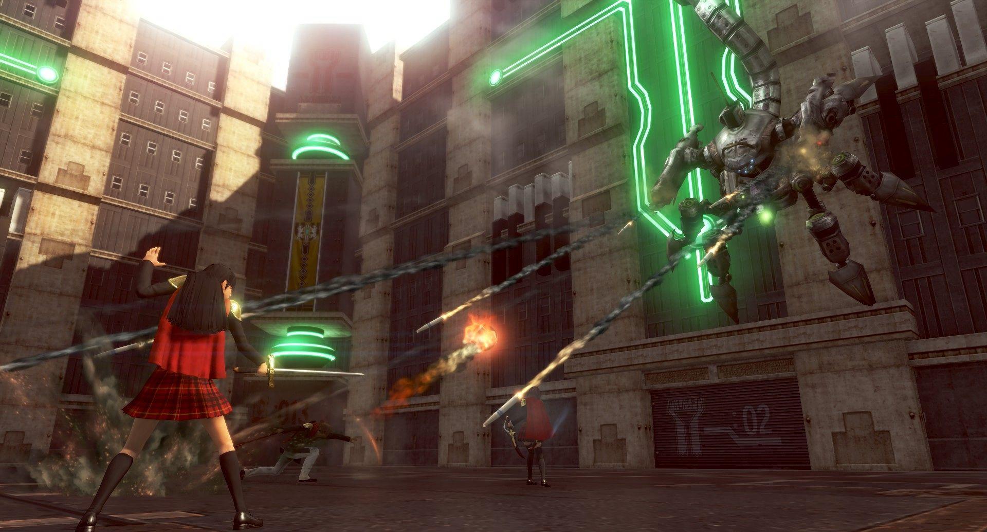 最终幻想:零式HD截图0