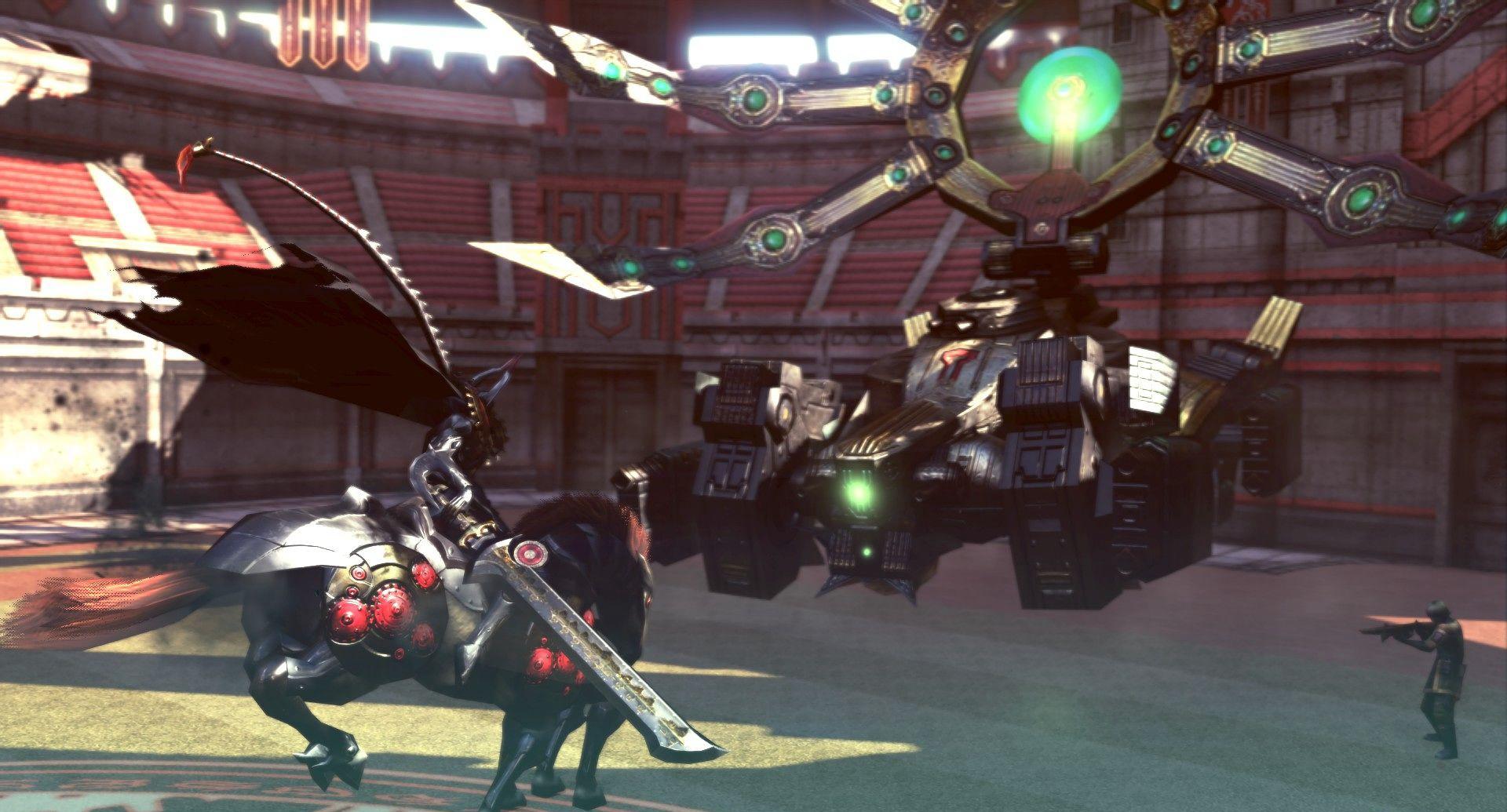 最终幻想:零式HD截图1