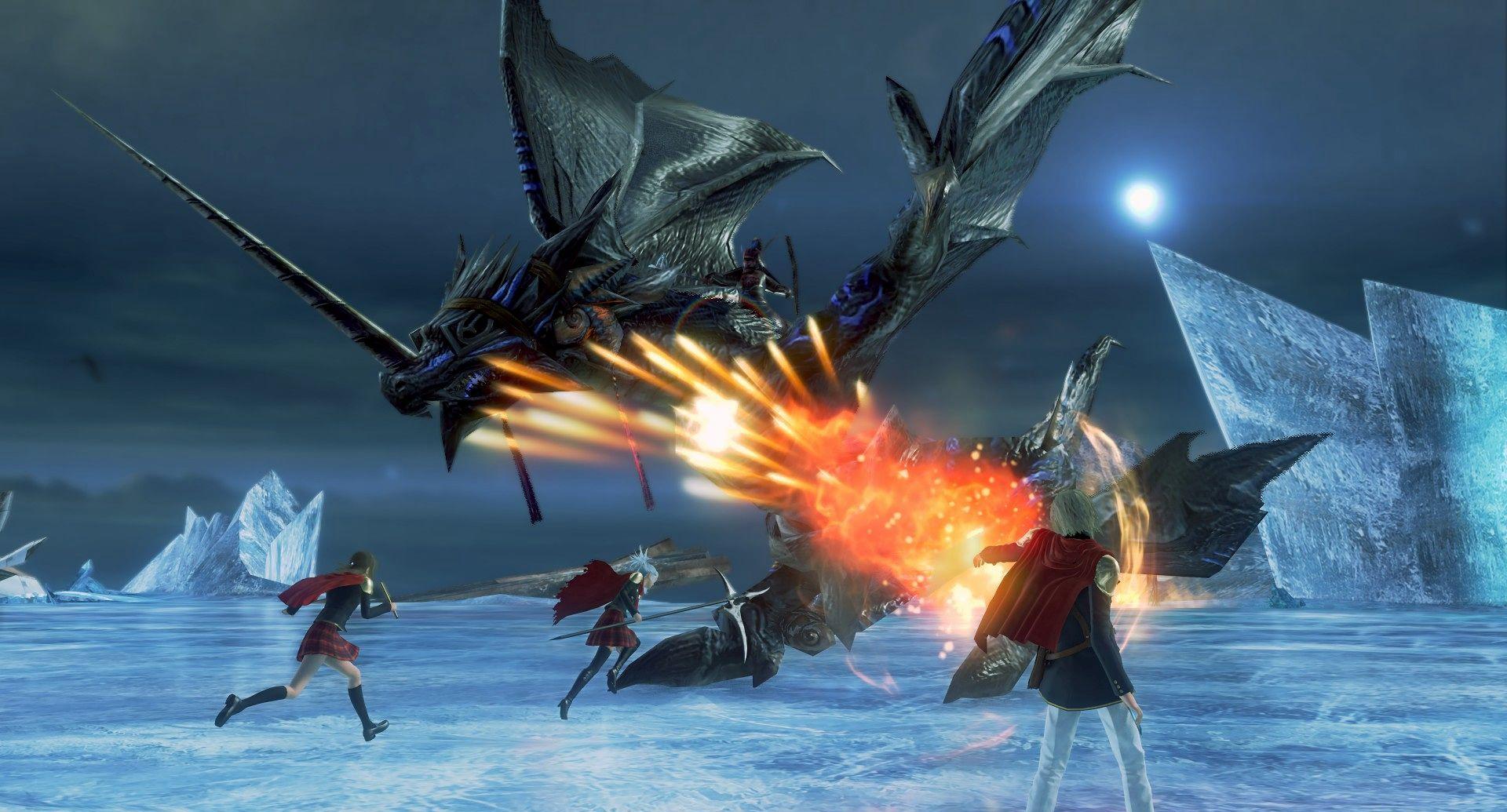 最终幻想:零式HD截图3