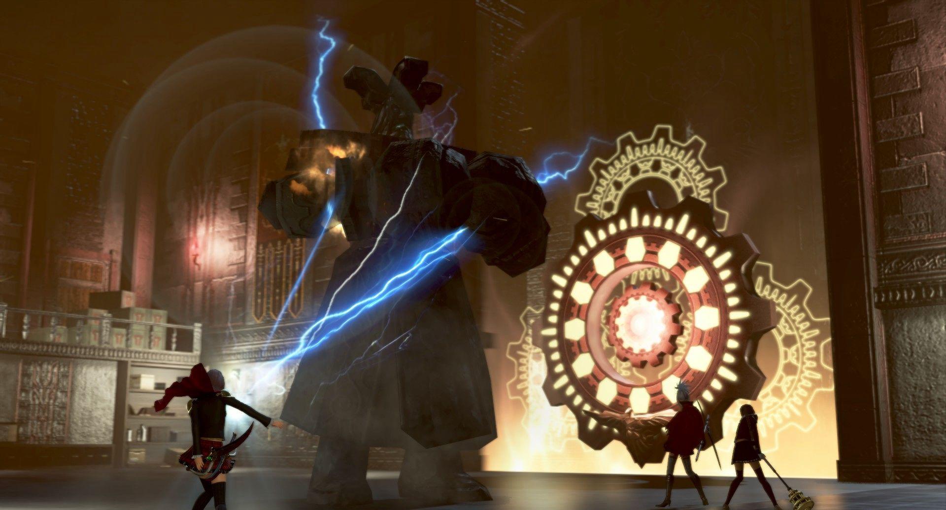 最终幻想:零式HD截图4