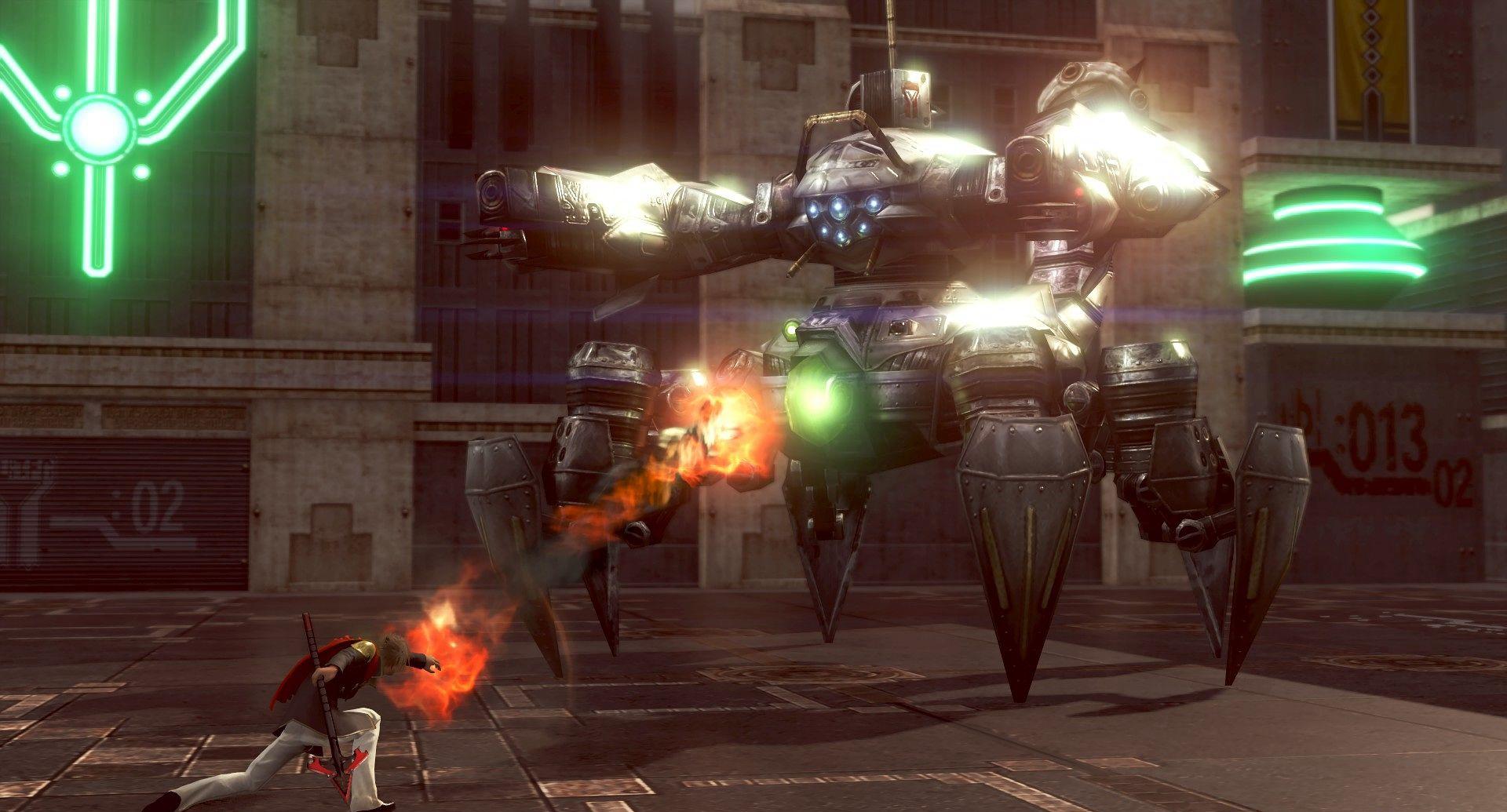 最终幻想:零式HD截图7