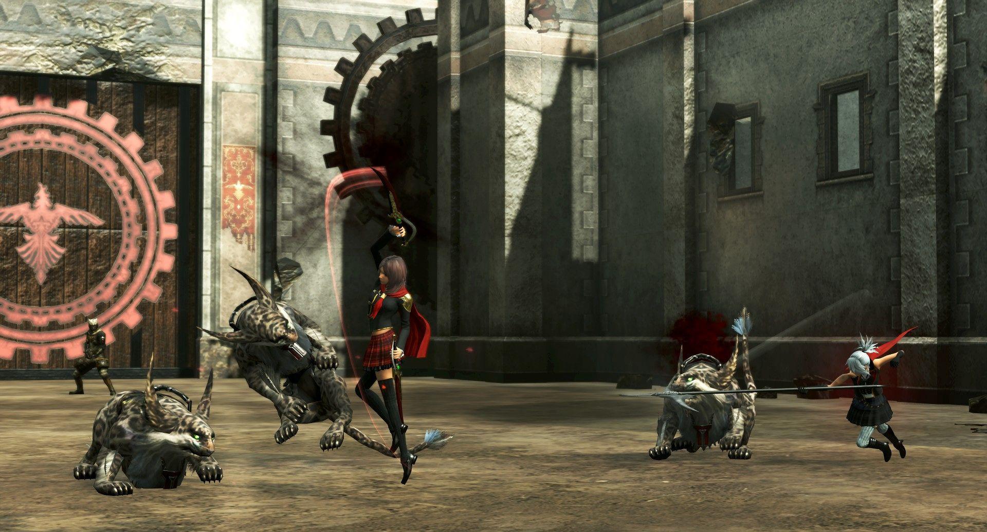 最终幻想:零式HD截图9