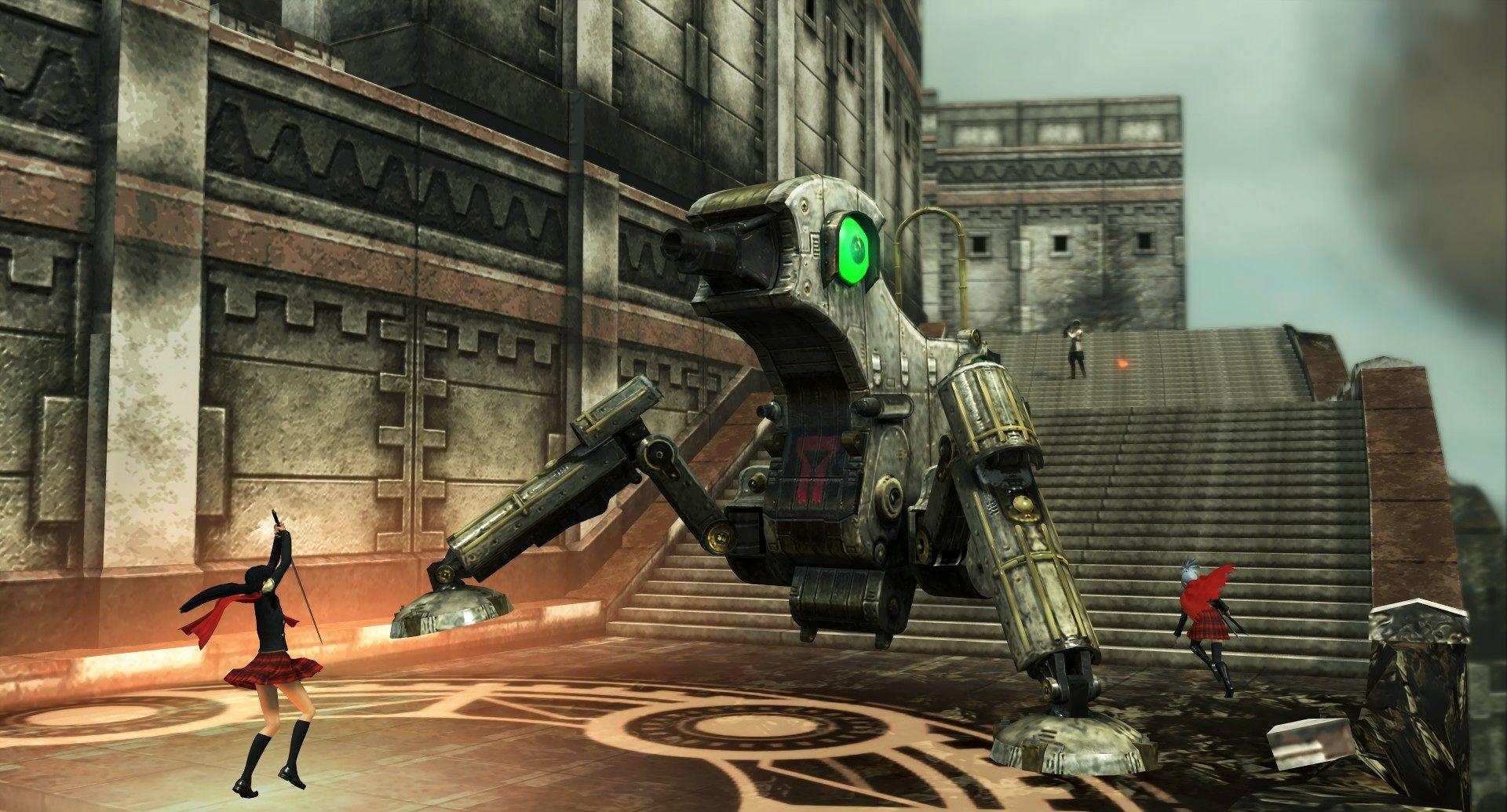 最终幻想:零式HD截图2