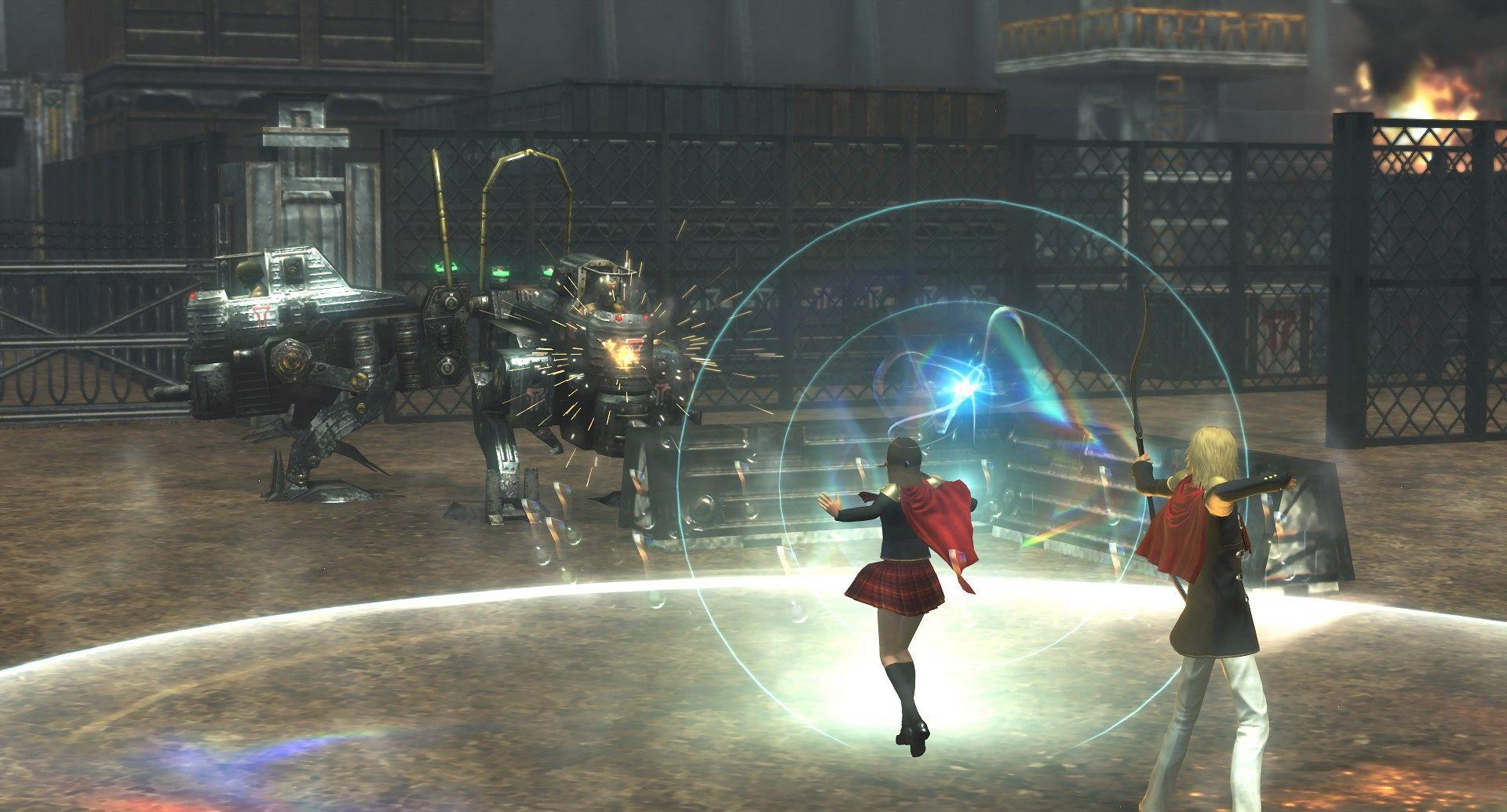 最终幻想:零式HD截图11