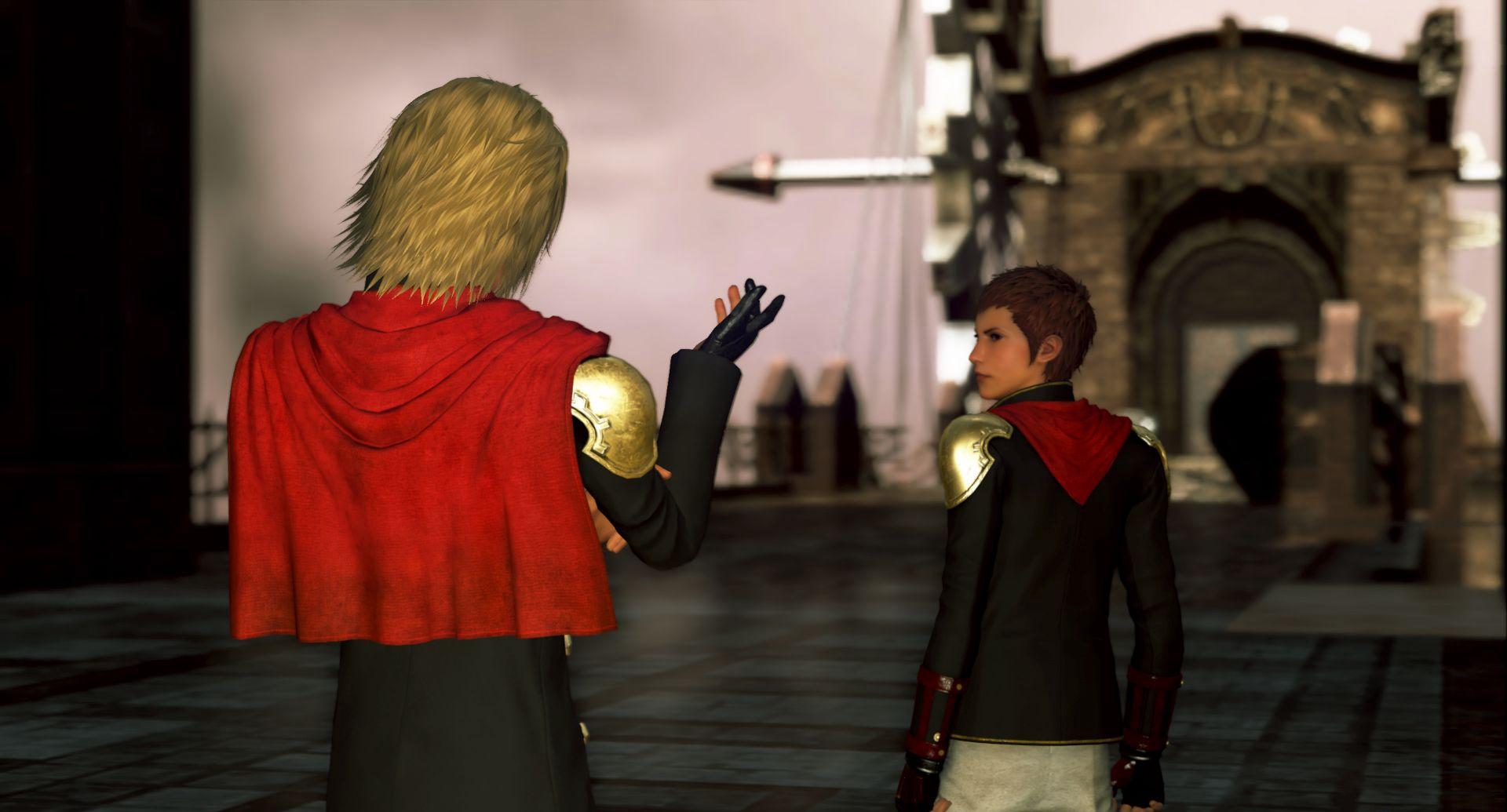 最终幻想:零式HD截图13